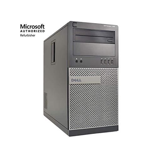 Dell Optiplex 790 High Performance Desktop Computer MiniTower