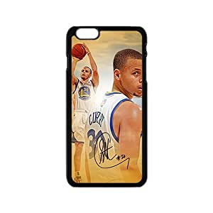 Stephen Curry shooting fashion plastic phone case for iPhone 6