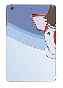 Ipad Mini/mini 2 Renton Thurston - Eureka Seven Print High Quality Tpu Gel Frame Case Cover For New Year's Day