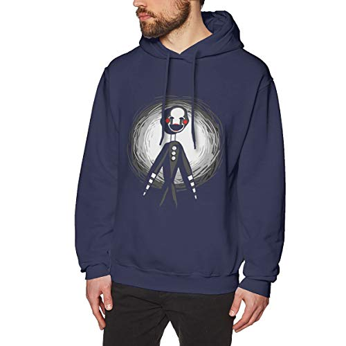 FNAF Five Horrible Nights Puppet It's Me Men's Hoodie Sweatshirts Pullover]()
