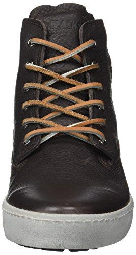 Blackstone Am02 pine Sneaker A Collo Alto Uomo Marron pinecone
