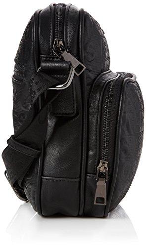 Accessories Guess Black Across Guess POL73 Nero HM6108 HM6108 bag body ZpwxW05