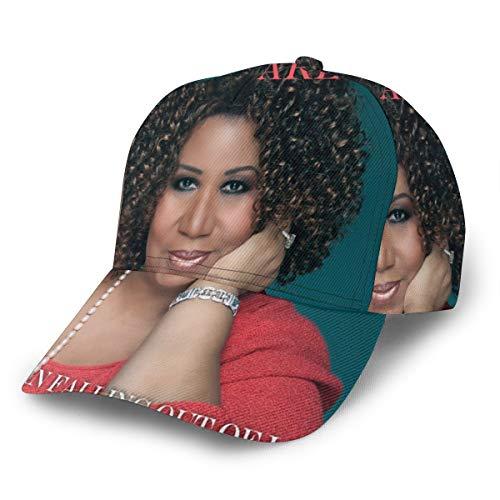 Jason A Ramirez Aretha Franklin A Woman Falling Out of Love Unisex Breathable Sun Hat,Fashion Baseball Cap,dad Hat,Adjustable