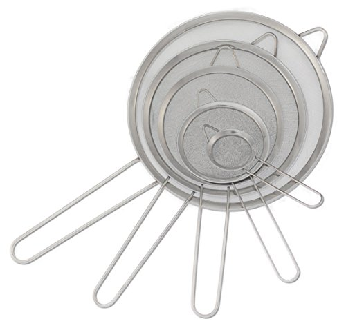 Kitchen Strainers Set Stainless Eternal
