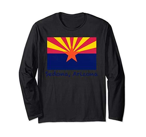 (Souvenir Sedona Arizona Long Sleeve T-Shirt)