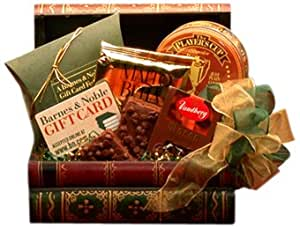 Amazon.com : Organic Stores Gift Baskets The Book Worm