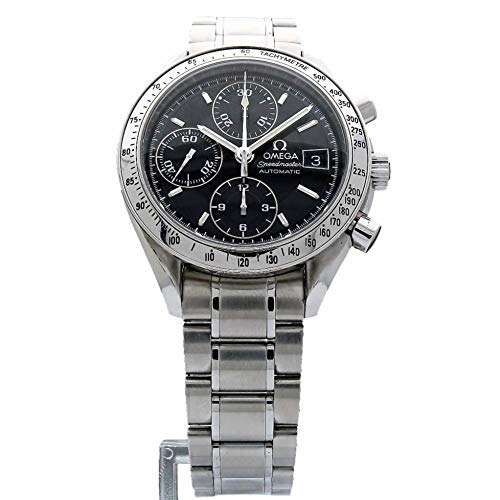 Automatic Watch Wrist Omega (Omega Speedmaster Swiss-Automatic Male Watch 3513.50.00 (Certified Pre-Owned))