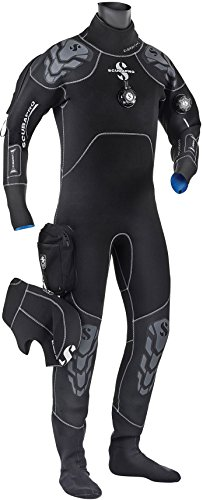 Scubapro Drysuit - Scubapro Everdry 4mm Dry Suit Men's