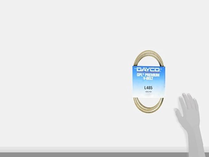 amazon dayco l485 v belts automotive 3E Company Logo