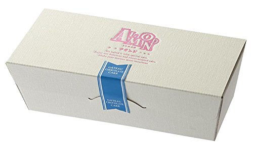 - Almond chocolate cake one [Parallel import]