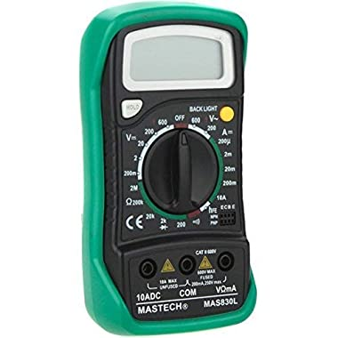Mastech MAS830L Digital Pocket Multimeter (Assorted) 15