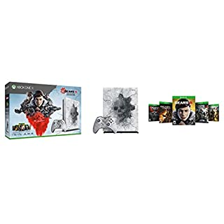 Xbox One X 1Tb Console - Gears 5 Limited Edition Bundle (B07VLH5JR7) | Amazon price tracker / tracking, Amazon price history charts, Amazon price watches, Amazon price drop alerts