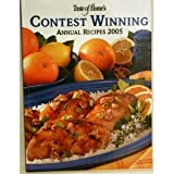 Taste of Home's Contest Winning Annual Recipes 2005, Taste of Home Books Staff, 0898214440