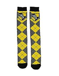 Harry Potter Hufflepuff School Uniform Knee High Socks