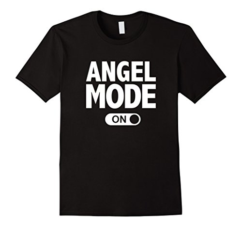 Male Angel Costume (Mens Angel Mode Sweet Costume T-Shirt 2XL)
