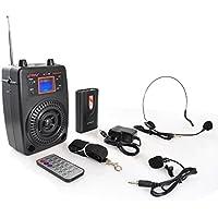 Pyle Pro PWMA83UFM Portable PA Speaker System Kit