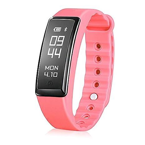 KLXEB La Frecuencia Cardíaca Y La Presión Arterial Mano Inteligente Anillo Reloj Bluetooth Monitorización Del Ritmo