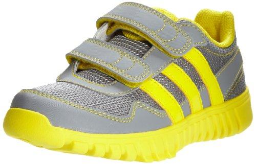 adidas - Zapatillas de running de Material Sintético para niño gris gris