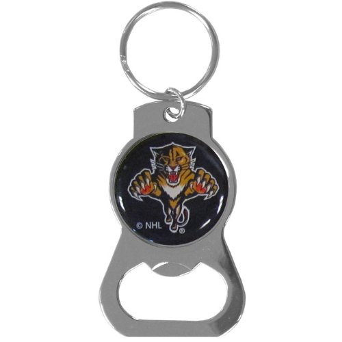 NHL Florida Panthers Bottle Opener Key Chain (Watch Panthers Sports)
