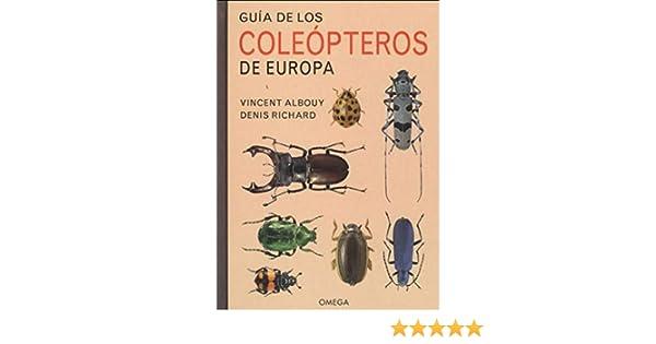 Guia de campo de los coleopteros de europa GUIAS DEL NATURALISTA ...