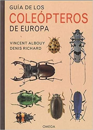 Guia de campo de los coleopteros de Europa