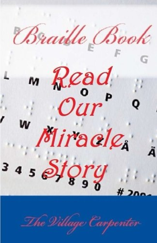 Download Braille Book: Read our Miracle Story PDF ePub fb2 ebook