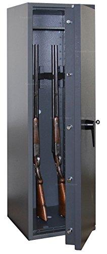waffenschrank grad 0 en 1143 1 mit zahlenschloss gun safe 0 5 g nstig kaufen. Black Bedroom Furniture Sets. Home Design Ideas