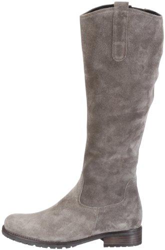 Shoes Gabor 31 Grigio elefante Donna 13 Stivali grau 543 HAafq