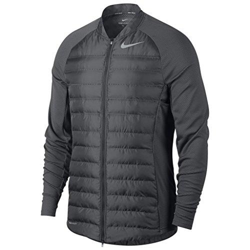 Nike Uomo Grigio gray 854530 Cappotto 8qxEw80Ar
