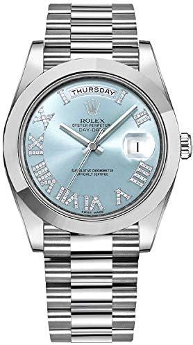 Rolex Day Date Platinum Diamond Numeral product image