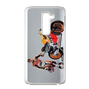 LG G2 Csaes phone Case Marc Marquez MEKS93968