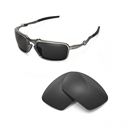 eb34c38609 Walleva Replacement Lenses Oakley Badman Sunglasses - Multiple Options -  Buy Online in Oman.