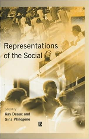 Representations of the Social: Bridging Theoretical Traditions