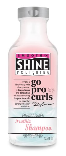 Price comparison product image Smooth N Shine Go Pro Curls Frothie Shampoo, 13.5 Ounce