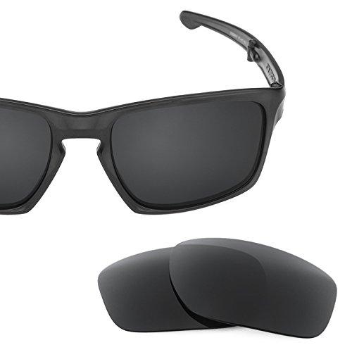 Sliver Polarizados Sigiloso — Lentes Negro Repuesto De Oakley Para Opciones F Múltiples wpnBROIq