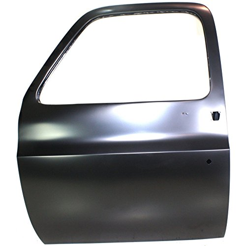 Door K2500 Shell Gmc (Evan-Fischer EVA18872010789 Door Shell for Chevrolet Full Size Pickup/Suburban 73-76 Front Left)