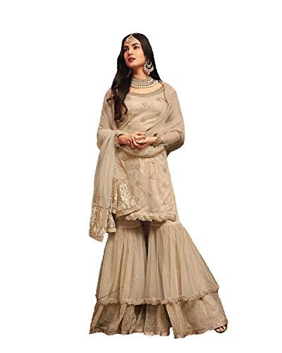 Nouveau Desiner Indien / Usure Ethnique Pakistani Type Plaza Robe Georgette Anarkali Maisa 11