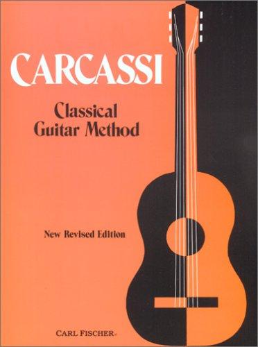 Carcassi Classical Guitar Method
