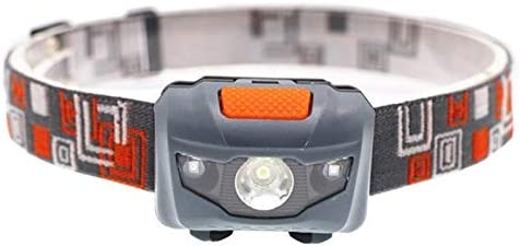 Hoofdlamp minikoplamp lichte waterdichte LEDkoplamp camping hoofdlamp reizen mini wandelen koplamp vislamp