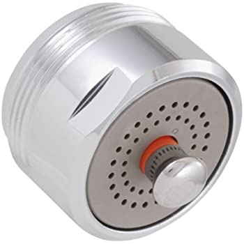 faucet aerator with on off switch. LDR 530 WS2120 84 One Touch Tap Faucet Aerator  Saves Up To