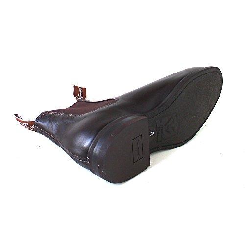 M scarpe r R Williams braundark brown da m barca RPP5Twq