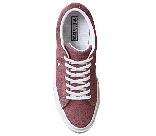 Suede Bordeaux One Star Deep Rot White Unisex White Converse Erwachsene Lifestyle OX 625 Fitnessschuhe T6UFYx