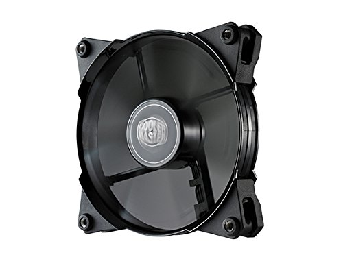 Cooler Master JetFlo 120 – POM Bearing 120mm High Performance