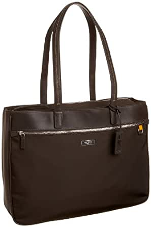 Tumi Voyageur Derby Business Tote  048770B,Nantucket brown,one size