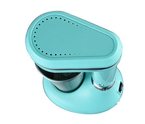 Brentwood SM-1200B Milkshake Maker, Small, Turquoise by Brentwood (Image #4)