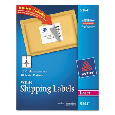 Avery Dennison Mailing Labels - 9