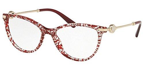 Bvlgari BVLGARI BVLGARI BV 4162 RED SAN PIETRINO 54/17/140 Women Eyewear Frame (Bvlgari Sonnenbrille Damen)