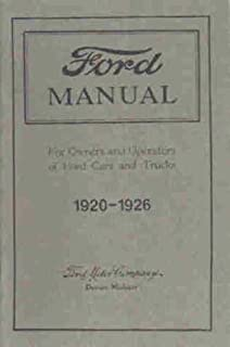 Model t service manual reprint detailed instructions servicing ford 1920 1921 1922 1923 1924 1925 1926 ford model t cars trucks owners instruction fandeluxe Gallery