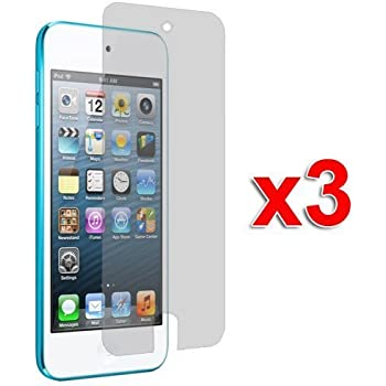 3x Anti-glare Screen Protector Compatible with Apple® iPod touch® 5th Generation