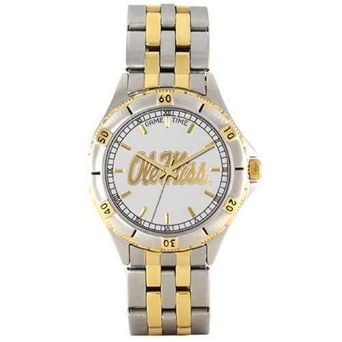 NCAA Men's CT-MIS General Manager Series Mississippi Rebels Watch - General Manager Mens Watch